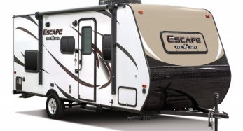 2017-5-KZ-RV-Escape-E191BH-Travel-Trailer-Exterior-Front-3-4-Door-Print_258e51122173a7